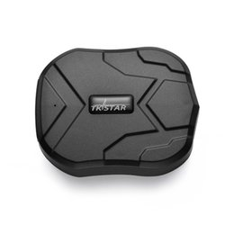 Monitor de voz on-line-Carro Rastreador GPS TKSTAR TK905 5000 mAh 90 Dias de Espera 2G Rastreador Veículo Localizador GPS Ímã À Prova D 'Água Monitor de Voz Livre Web APP