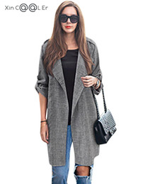 Wholesale women working suits design - 2017Fashion New Spring Autumn Plus Size Middle-aged Mother Clothes Jacket Casual Suit Women Blazer Slim Work Design Coat jackets
