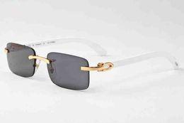 2019 óculos de sol multi cor melhor best-seller óculos de sol de grife pilotado retro cor da moda óculos de chifre de búfalo de madeira vidro óculos de sol quadrados dos homens vem com caixa óculos de sol multi cor melhor barato