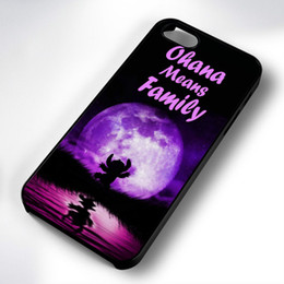 Púrpura s5 online-Lilo Stich Purple Moon Phone Case para Iphone 5c 5s 6s 6plus 6splus 7 7plus Samsung Galaxy S5 S6 S6ep S7 S7ep