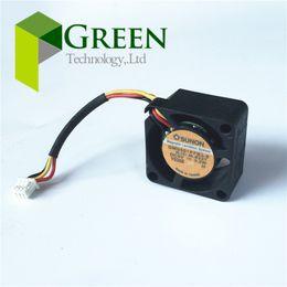 Enfriamiento de 3 hilos online-NUEVO SUNON 2010 KD0501PFB3-8 GM0501PFB3-8 20MM Ventilador de refrigeración 5V 0.2W mini laptop bola de ventilador 3wire