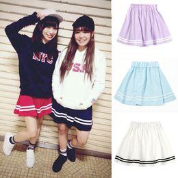 7b162f040b6994 cosplay japanische anime schuluniformen Rabatt Neue Ankunft Japanische  Schule Mädchen Solide Sailor Uniform JK Rock Lolita