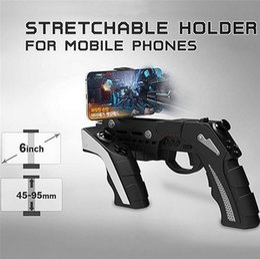 Ipega wireless pad on-line-Ipega pg-9057 joystick android controlador de jogo sem fio bluetooth gun joystick para telefone / para almofada / telefone android tablet pc