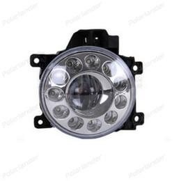 Wholesale rav4 front - Car Styling LED Daytime Running Light for Toyota RAV4 DRL 2014-2015 LED DRL Fog Light Cover Front Lamp Auto Parts