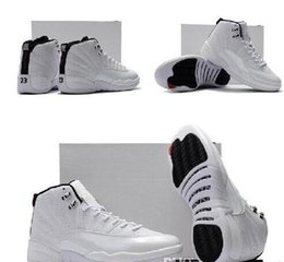 Wholesale Usa Sun - Big Discount 12 XII Rising Sun White men 12s Basketball Shoes AAA High Quality Wholesale Size USA 8 13 Drop Shipping