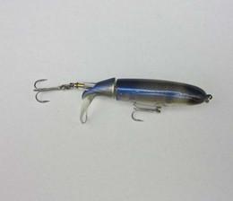 2019 señuelos de natación suave Señuelo flotante de la pesca Minnow Bass Pike Trout articulado Minnow Swim Bait 130mm / 39g Cebos blandos Señuelos de pesca de la pesca señuelos de natación suave baratos