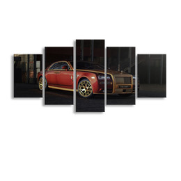 Wholesale Famous Figure Paintings - Painting & calligraphy World famous car canvas poster art painting living room restaurant Bedroom Decorative paintings C5-060