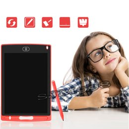 """Wholesale mechanical packaging - LCD Writing Drawing with Stylus Tablet 8.5"""" Electronic Writing Tablet Digital Drawing Board Pad for Kids Office retail package"""