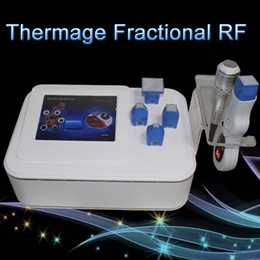 Wholesale skin lifting thermage - 2018 High Quality Thermage Skin rejuvenation Microneedle Face lifting Fractional RF Beauty Machine professional Thermage Machine