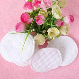 Wholesale Nursing Pad Washable - HO-KLOSS 12pcs Set Women Mom New Fashion Reusable Nursing Breast Pads Washable Soft Absorbent Baby Breastfeeding Accessory
