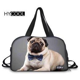 Hycool Football Printed Sports Bag For Men Teens Boy Fitness Multifunction Training Waterproof Travel Handbag Male Gym Yoga Bag Security & Protection
