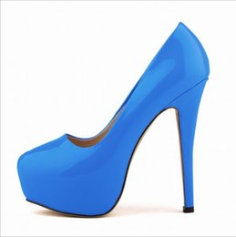 Wholesale Mahogany Ship Models - 2018 Free shipping Spring summer new comfortable candy color Stiletto wedding shoes Rome nightclub burst models