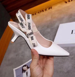 Wholesale Pump Printed Shoes - New Fashion Women Casual Sandals high heel shoes brand Ladies sexy Pointy shoes pumps