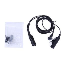 Auricular atado con alambre caliente del tubo PPT del aire para el Walkietalkie de Motorola XiR P6600 P6620 XPR3300 XPR3500 CB Auriculares Comunicador de radio CB desde fabricantes