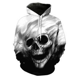 Männer 3d gedruckt hoodie schädel Mode Anime Ahegao Männer 3d Sweatshirts Drucken Golden Lightning Lion Mit Kapuze Hoodies Dünne Hoody Trainingsanzüge Tops von Fabrikanten
