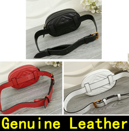 waist handbags Coupons - Waist bag Designer Handbags high quality Luxury Handbags Famous Brands Fashion real Original genuine leather Shoulder Bags come with BOX