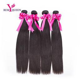 Argentina Dream Remy Queen Grade 8A Human Hair 4 Bundles mucho Color natural Sedoso Straight Trama brasileña no procesada Suministro