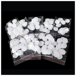 Pièces de microdermabrasion en diamant en Ligne-Expédition rapide Microdermabrasion Peeling Diamond Facial Dermabrasion Machines Filtres En Coton 11mm 18mm ou Mixte Machine Pièces 1000 Pcs