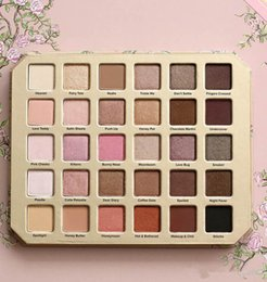 Wholesale New Ultimate - uujuly HOT NEW Makeup Chocolate Natural Love EyeShadow Palettes Collection Ultimate Neutral 30 Color Palette EyeShadow Palette