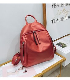a981b48269f3 New Women Luxury Backpacks Female Fashion Girl Daily Backpack Package College  Style Bags School Bag Leather Shoulder Bags
