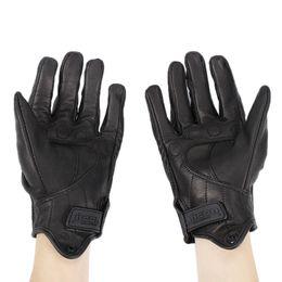 Wholesale Gants Glove - Leather Motorcycle gloves for Luva Motoqueiro Guantes Moto Motocicleta Luvas de moto Motocross glove Gants Protective Gears