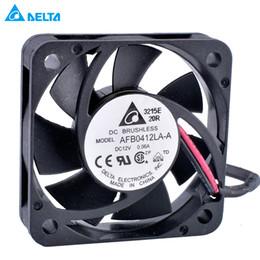 подвеска с вентилятором 12v Скидка COOLING REVOLUTION AFB0412LA-A 4010 40x40x10mm 12V 0.06A Double ball bearing silent cooling fan
