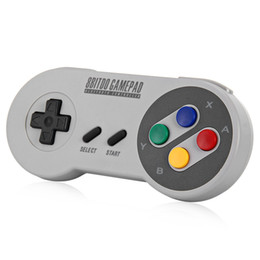 Wholesale Game Pad For Pc - 8Bitdo SF30 Pro Wireless Bluetooth Gamepad Game Controller Dual Classic Joystick For Switch Android Game Pad PC Mac Windows