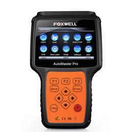 Canada FOXWELL NT644 PRO Système Complet Professionnel Automobile OBD OBD2 Outil De Diagnostic DPF Régénération TPS Voiture Airbag ABS Reset Scanner Offre
