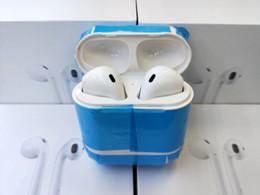 Wholesale High Quality Earpiece - Ifans High Quality Mini TWS Bluetooth 4.1 Earphones Sports Mini Twins True Wireless Headset Earbuds Earpiece In-ear Hands Free For I7 I7S