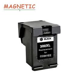 Canada Cartouches d'encre compatibles magnétiques pour 300 imprimantes Deskjet F4500 F4580 F4583 F2420 F4210 Photosmart C4680 C4683 C4780 300XL cheap photosmart ink Offre