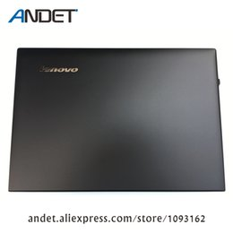 Wholesale abs lid - New Original for Lenovo IdeaPad Z500 Lcd Rear Lid Back Case Top Cover NO Touch AP0SY000110
