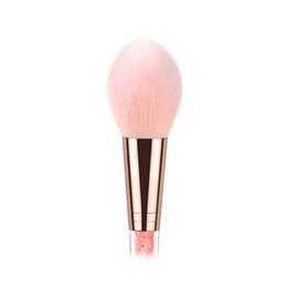 Ensemble de brosse de maquillage zoreya en Ligne-Rose Soft Zoreya Marque 4 pcs / set Brevet maquillage Blush brosses avec base de couleur rose et countour pinceau de maquillage pour les outils cosmétiques