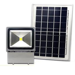 Wholesale Led Casting - Solar cast light solar LED floodlight district road lighting site lamp lights Smart lights