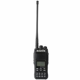 Deutschland 2x Zwei-Wege-Radio iNiTone HT-568 10W Dual-Band V-U 136-174MHz / 400-470MHz Handheld-Portable-Amateurfunk FM-Transceiver Walkie-Talkie Versorgung