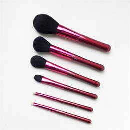 hair highlighting brush Promo Codes - Chikuhodo Passion-Series (PS-1 Powder PS-2 Cheek PS-3 Highlight PS-4 Eyeshadow PS-5 EYEBROW PS-6 EDGE) Japan Beauty Makeup Blending Brushes