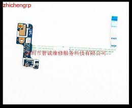 Placa de alimentação lenovo on-line-zhichengrp Para lenovo Thinkpad G70-50 G70-70 G70-80 botão interruptor de alimentação placa AILG1 NS-A331 com FFC de Potência NBX0001AL100A