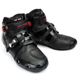 2019 botas moteras de moto PRO-BIKER Botas de moto Racing Motocross Off Road SPEED BIKERS Zapatillas de moto de montar botas moteras de moto baratos