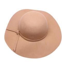 ca1dc9d1225 cloche hat kids Coupons - NEW Stylish Kids Girls Retro Felt Bowler Floppy  Cap Cloche Hat