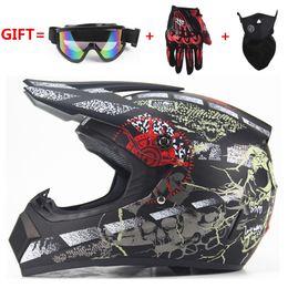 FREE SHIPPING Motorrad Erwachsener Motocross Off Road Helm ATV Dirt Bike Downhill MTB DH Racing Helm Crosshelm capacetes von Fabrikanten