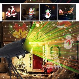 Flocon De Neige De Noël Projecteur Plug-in Type De Carte Laser Portable Lampe De Poche LED Lumière De Noël Nouvel An Parti Décor Lumière Cadeau ? partir de fabricateur