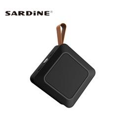 SARDiNE A12 Açık Taşınabilir Bluetooth Hoparlör için sütun IP44 Su Geçirmez Duş Hoparlör ses amplifikatör hoparlörler nereden mini ses amplifikatörleri tedarikçiler