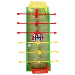 Wholesale Green Board Games - Outdoor Toy Funny Desktop Football Shooting Game Finger Toys Mini Children Gifts Finger Board Games Shoot sensitivity