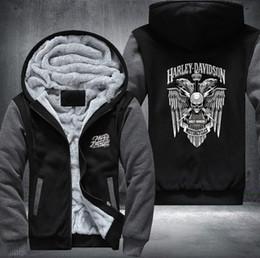 Argentina New Harley Chaquetas y Abrigos de Invierno Fate zero hoodie Anime Hooded Thick Zipper Hombres Sudaderas EE. UU. Tamaño cheap zero anime Suministro