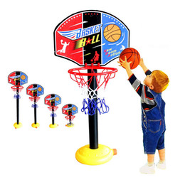 Wholesale Houses Inflatables - Baby indoor basketball toy Children sport toys outdoor recreational sports kids fitness toys
