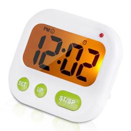 Werkzeuge 2019 Neuestes Design Lcd Chronograph Digital Timer Stoppuhr Sport Zähler Kilometerzähler Uhr Alarmsport Stoppuhr Handheld Digital Stoppuhr Timer Timer