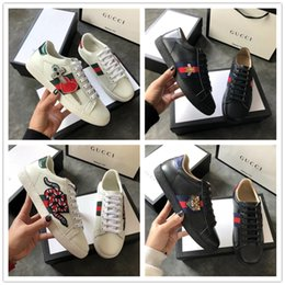 Wholesale 3d Spool - 2018 New Fashion Luxury New Men Women Low Top Casual Shoes Fashion Designer Flower 3D Embroidery Sneakers 7 Color Size 35-44
