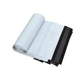 sacchetto di imballaggio di natale dell'alimento Sconti (10 pezzi / lottp) 23x35cm bianco corriere borse corriere busta spedizione borsa borsa posta