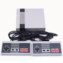 Nuovo arrivo Mini TV console di gioco Video palmare per console di gioco NES con vendita al dettaglio scatole hot dhl da nuove console di giochi fornitori