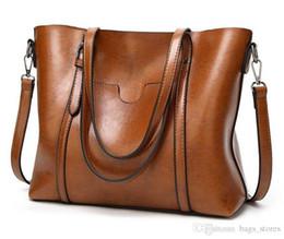 Wholesale diamante skull bag - New Brand Bag Women Famous Designer Shoulder Bag Leather 6 Handbags Tote Womens Bags