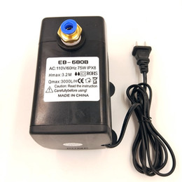 Горячая продажа высокое качество погружной водяной насос водяного охлаждения 75 Вт 110 в 3.2 м для лазерной гравировки маркировки машины TS2030 4040 4030 от